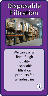 Click for more infor on Disposable Filtration